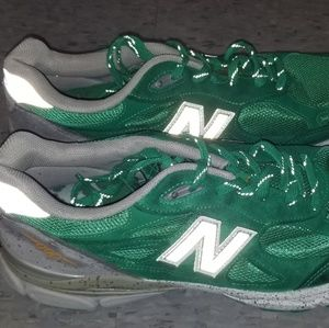 Men's New Balance sneakers - limited Irish edition